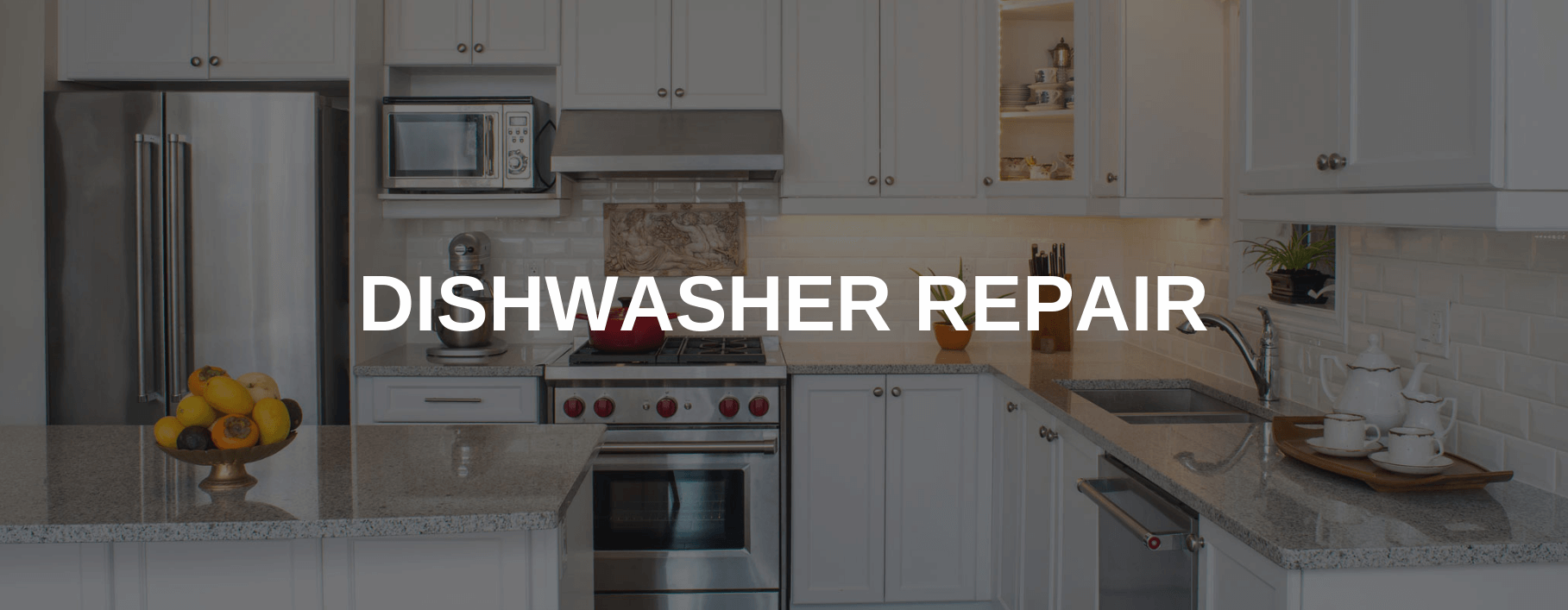dishwasher repair encino