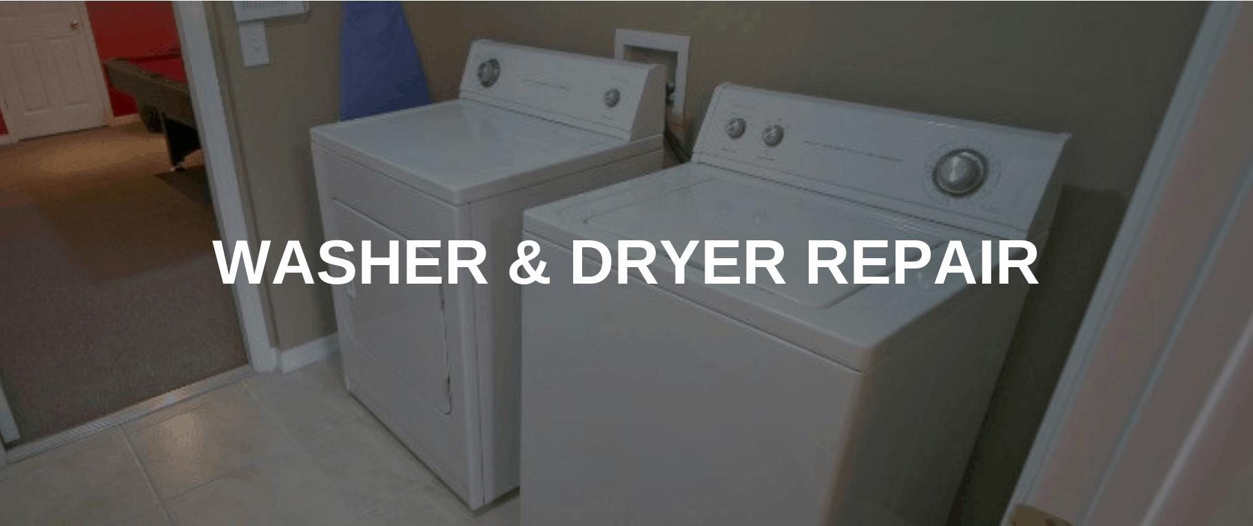 washing machine repair encino